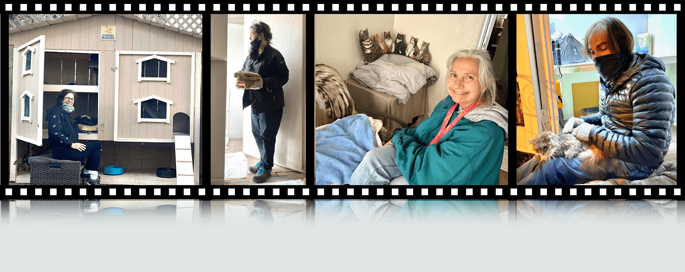 Filmstrip - Shanti's House Action Shots 3